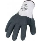 Strick Winter-Handschuhe mit Latex-Beschichtung Art-Nr.: 3675