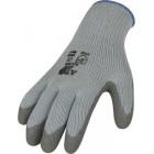 Strick Winter-Handschuh mit Latex-Beschichtung Art-Nr.: E3675