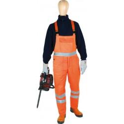 Waldarbeiter-Latzhose Prevent® EN381 / 471  Art-Nr.: FHO