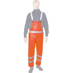 Warnschutz-PU-Jacke Winterbau  Art-Nr.: PJO